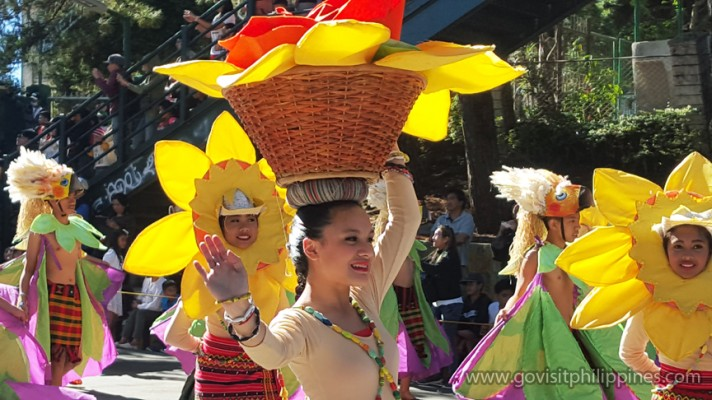 10 Reason WHY you should visit Baguio during Panagbenga  Festival