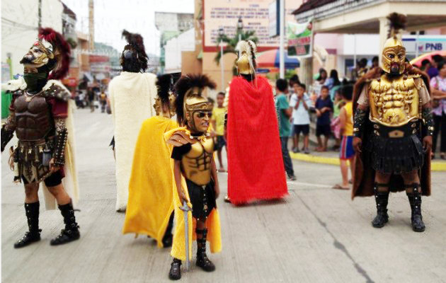 Moriones Festival : Lenten Capital of The Philippines