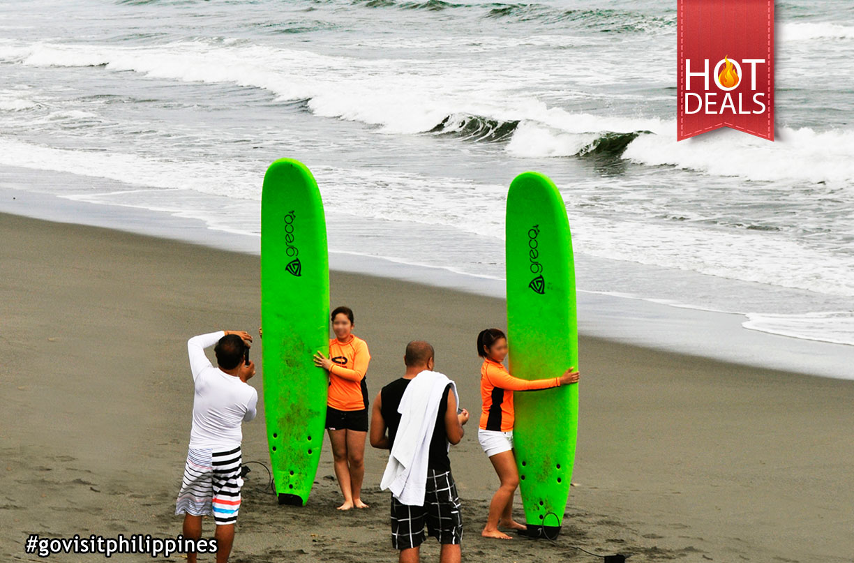 Surf Up Baler!