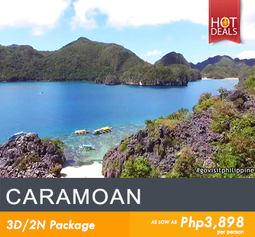 Caramoan backpackers Promo