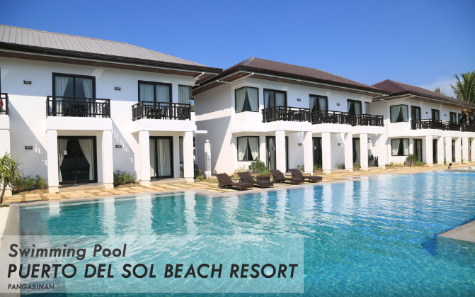 Pangasinan: Puerto Del Sol Beach Resort Free & Easy