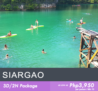 Fall In Love With Siargao